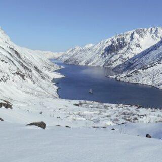 "Ski & Sail in Nordnorwegen - Alpine Gipfel ""Rembrandt Van Rijn"" Gruppenreise 2020/2021 Lofoten"