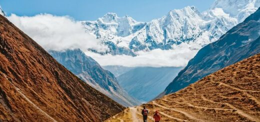 Nepal - Manaslu Umrundung Gruppenreise 2020/2021