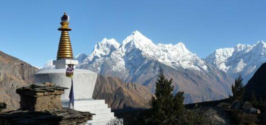 Nepal Everest - auf unbekannten Pfaden erwandern Gruppenreise 2020/2021 Everest