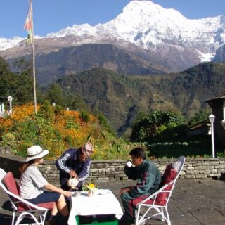 Nepal - Annapurna komfortabel erwandern Gruppenreise 2020/2021 Annapurna