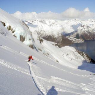 Norwegen Sunnmore Ski Abfahrt_2 2021 | Erlebnisrundreisen.de