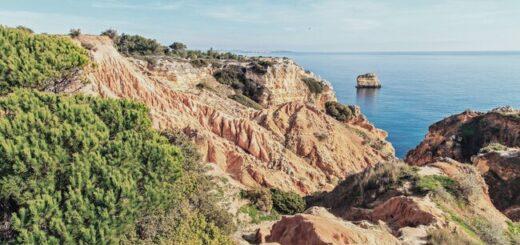 Die Highlights der Algarve erwandern Gruppenreise 2020/2021 Portugal Festland