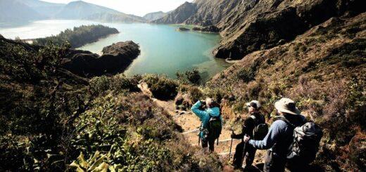 Azoren - Sao Miguels Highlights erwandern Gruppenreise 2020/2021 Azoren