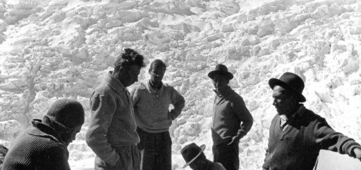Günter Hauser | Alpamayo Erstbesteigung 1957 2021 | Erlebnisrundreisen.de
