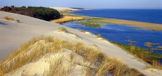 Slowinski Nationalpark Ostsee Duenen 2021   Erlebnisrundreisen.de