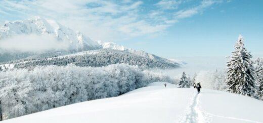 Schneeschuhwandern in Siebenbürgen Gruppenreise 2020/2021 Siebenbürgen