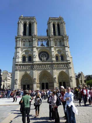Notre Dame in Paris - Monika Merkert