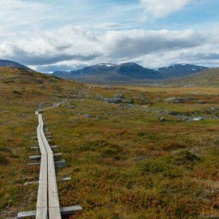 Hüttentour durch das einsame Vindelfjäll Gruppenreise 2020/2021