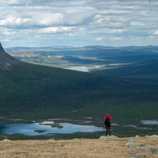 Trekking in die Wildnis Lapplands - Sarek-Nationalpark