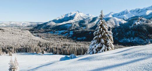 Schneeschuhwandern in der Hohen Tatra Gruppenreise 2020/2021 Hohen Tatra