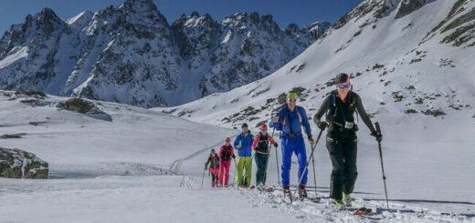 Skitouren in der Hohen Tatra Gruppenreise 2020/2021 Hohen Tatra