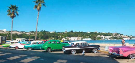 Am Hafen von Havanna - Dominik Laule