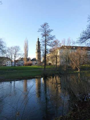 Stadtschloss in Weimar - Monika Merkert