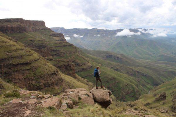 Aussicht vom Sentinel Peak Hike