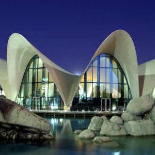 Stadt der Künste und Wissenschaften - - © Turespaña