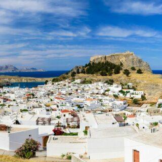 Rhodos Highlights erwandern Gruppenreise 2020/2021 Griechische Inseln