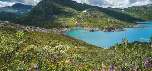 Jotunheimen gemütlich erwandern Gruppenreise 2020/2021 Jotunheimen