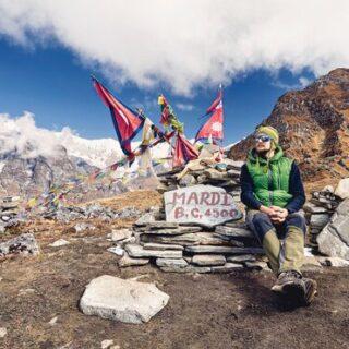 Nepal - Mardi Himal Trek Gruppenreise 2020/2021 Annapurna