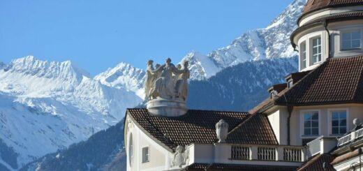 Silvester in Meran für Singles und Alleinreisende Gruppenreise 2020/2021 Südtirol