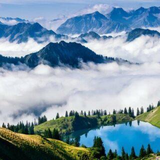 Allgäu - von sanften Wiesen zu herrlichen Gipfeln Gruppenreise 2020/2021