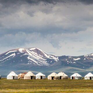 Kirgistan - auf den Spuren der Bergnomaden Gruppenreise 2020/2021