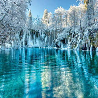 Plitvice im Winter - VMD