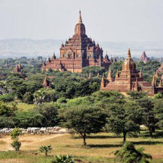 Bagan Sulamani Pagode 2021 | Erlebnisrundreisen.de