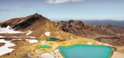 Emerald Lakes Tongariro National Park 2021   Erlebnisrundreisen.de