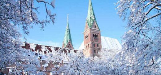 Dom Augsburg im Winter - Regio Augsburg Tourismus GmbH