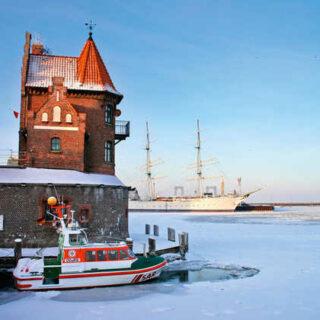 Hafen in Stralsund - Tourismuszentrale Stralsund - © Tourismuszentrale Stralsund