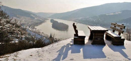 Winter in Lorch - Henke