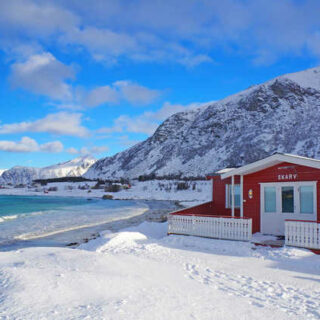 Winterimpressionen von den Lofoten - Reinhard Pantke - © Reinhard Pantke