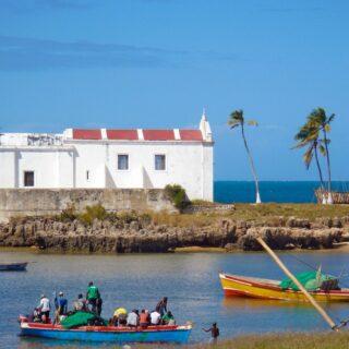 """""""Fortim de Santo António"""", Ilha de Moçambique Reise """"Fortim de Santo António"""", Ilha de Moçambique 2021/2022"""