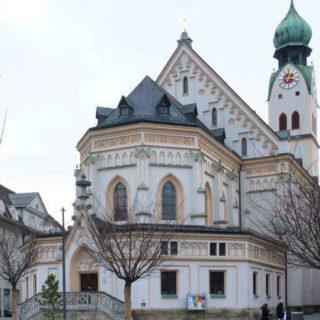 Kirche St. Nikolaus in Rosenheim - Eva Schraft