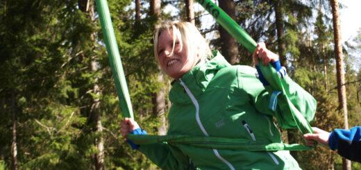 Fast erwachsen: Gammelbyn Gruppenreise