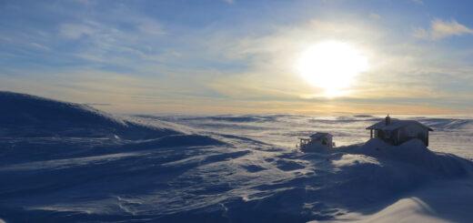 Skiwanderung Back Country Gruppenreise Norwegen