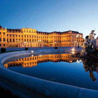 Schloss Schönbrunn – Wien - Peter Rigaud - © WienTourismus / Peter Rigaud