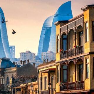 Rundreise Aserbaidschan, Georgien und Armenien 2021 / 2022 | Erlebnisrundreisen.de