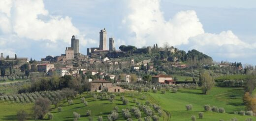 Toskana San Gimignano 2021 | Erlebnisrundreisen.de