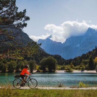 Biken in den Julischen Alpen Slowenien 2021   Erlebnisrundreisen.de