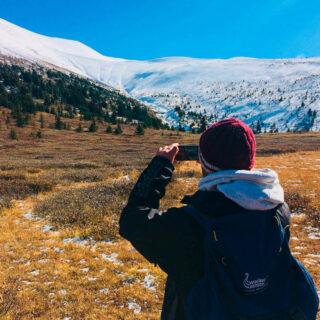 Zu Fuß in den Bald Hills - Sascha Thom