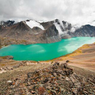 Alaköl-See im Terskej-Alatau-Gebirge 2021 | Erlebnisrundreisen.de