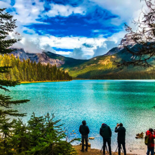Fotospaß am Emerald Lake - Sascha Thom
