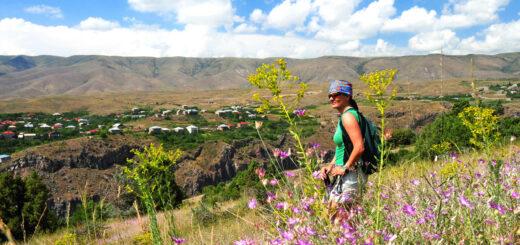 Wanderung bei Goris - Darek Wylezol