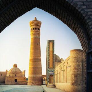 Usbekistans Highlights erleben Gruppenreise 2021/2022