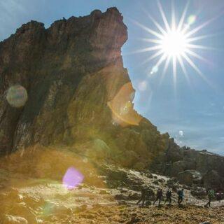 Kilimandscharo - Machame-Route & Sansibar