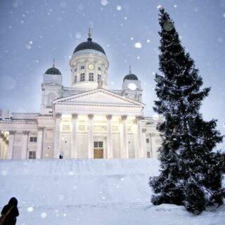 Finnland – Silvester in Helsinki