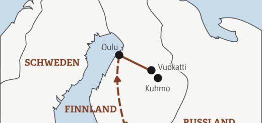 In Finnland Winter pur erleben – mit viel Outdoor-Action Young Traveller