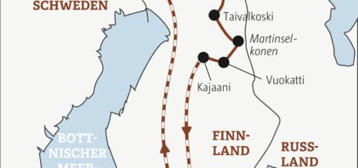 Finnlandabenteuer im Sommer ¿ zwischen Helsinki und Lappland Young Traveller