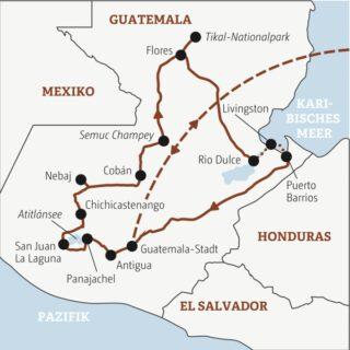 Die perfekte Mischung aus Naturerlebnissen und tiefen Einblicken in die Mayakultur in zwei Wochen Young Traveller